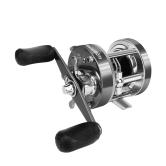 汉鼎鼓轮金属路亚轮黑鱼打黑专用轮雷强轮远投轮海钓船钓轮渔线轮