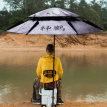 本汀钓鱼伞钓伞2.4万向防雨防晒遮阳加厚折叠地插台钓伞